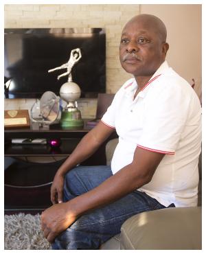Sam Meyiwa. (Getty/Gallo Images)