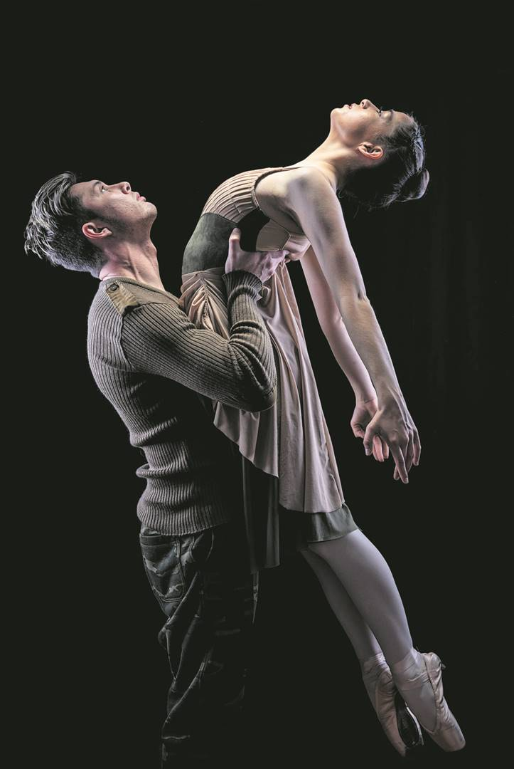 Calling all dance enthusiasts! Comprising diverse dance styles and powerful choreography, a show celebrating dance teacher Troy Coffey's 10th anniversary as principal owner of Walmer School of Dance will take place on August 9 and 10 at the Port Elizabeth Opera House. Here senior dancers, Louise Daniel and Neil Brand, perform a haunting duet in 'Run', the mini-ballet production telling a story about the plight of refugees. Read the full story on page 10.            Photo:KARL SCHOEMAKER