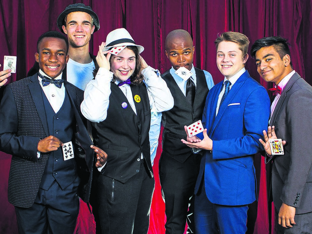 Cape Town's most captivating teens are set to go wand to wand for top honours and the gold trophy.     PHOTO: Andrew klazinga