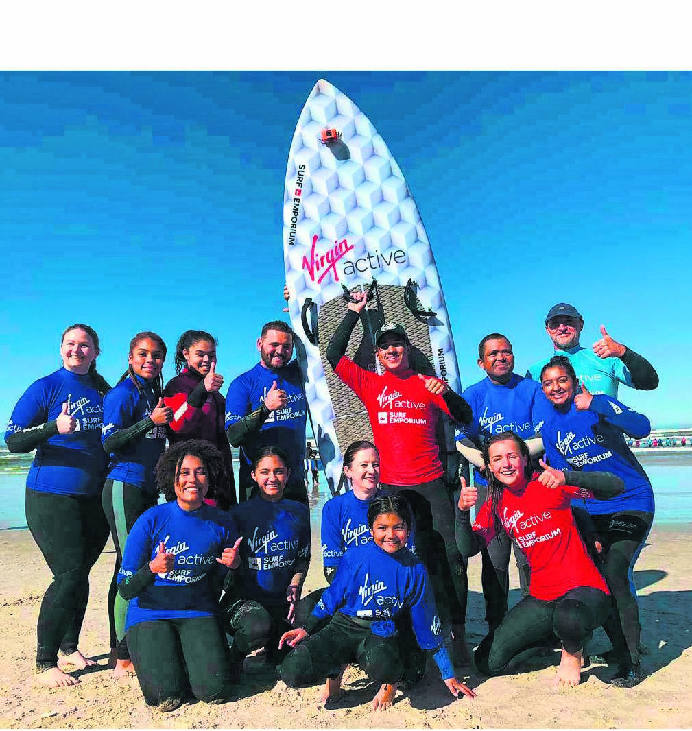 An Adaptive Surfing Clinic held in Muizenberg brought out great number of people with varying levels of special needs to surf; some for the first time.