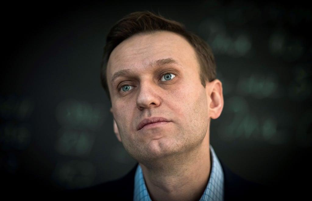 Russian opposition leader Alexei Navalny. (Mladen Antonov, AFP)