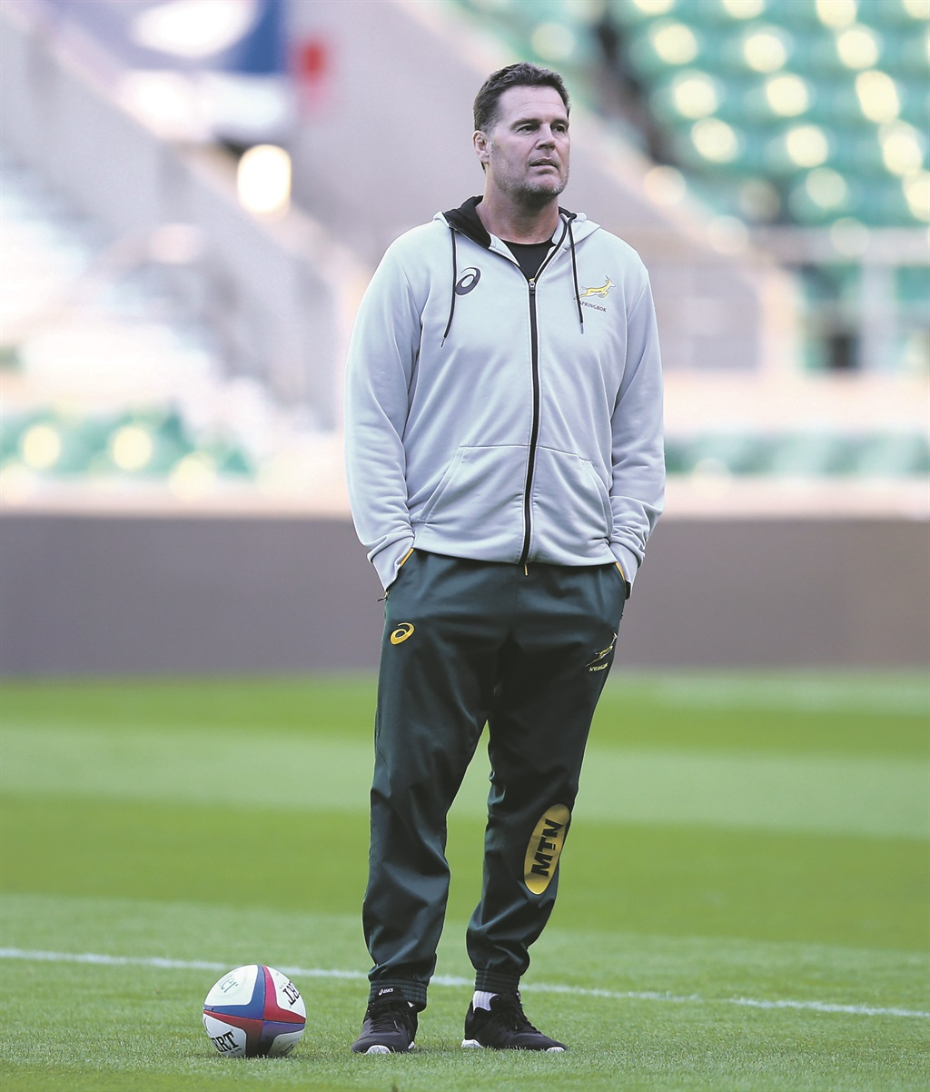 Side Entry: Why Rassie could be tempted to move to England