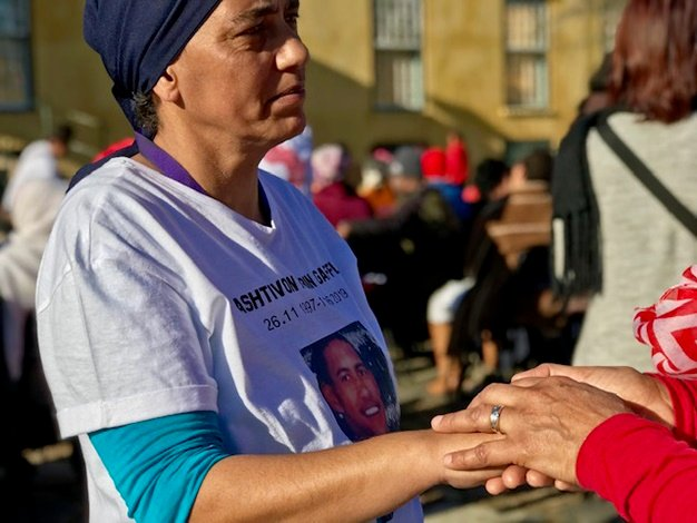 Children now the activists in this Cape Gang War,