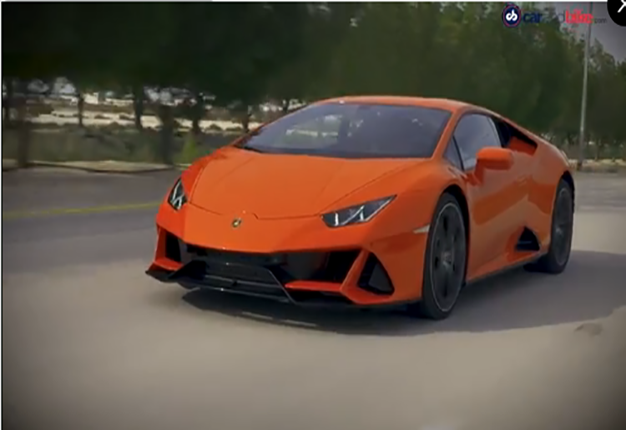 Watch 2019 Lamborghini Huracan Evo Review Wheels24