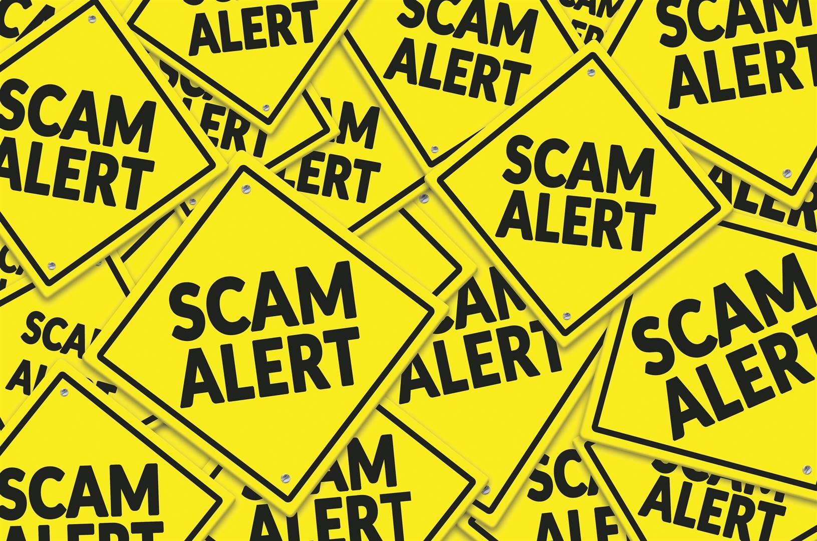 An increase in scammers targeting people has raised alarm bells