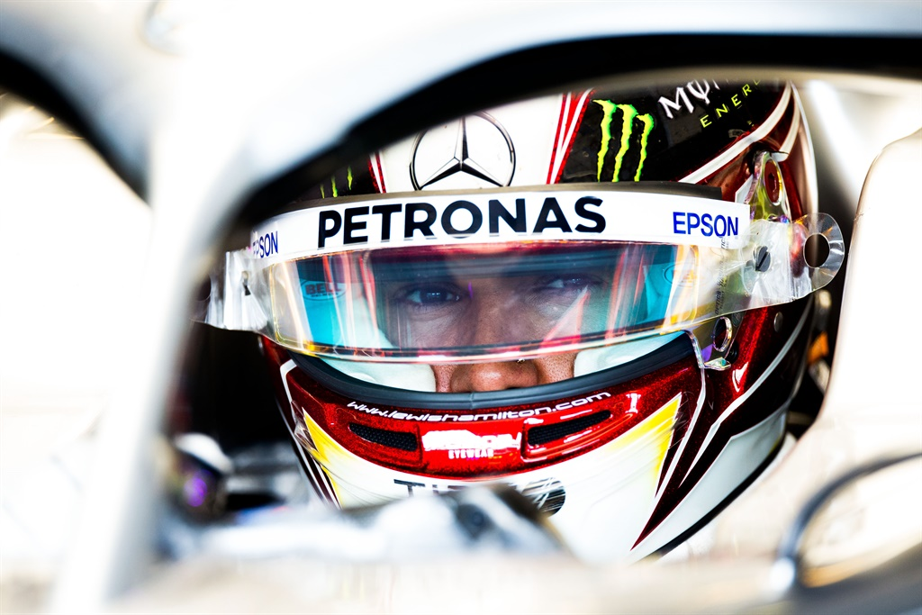 Lewis Hamilton of Great Britain driving the Mercedes AMG Petronas F1 Team Mercedes W10 on track during practice for the F1 Grand Prix of Hungary at Hungaroring on August 2 2019 in Budapest, Hungary. Picture: Charles Coates/Getty Images