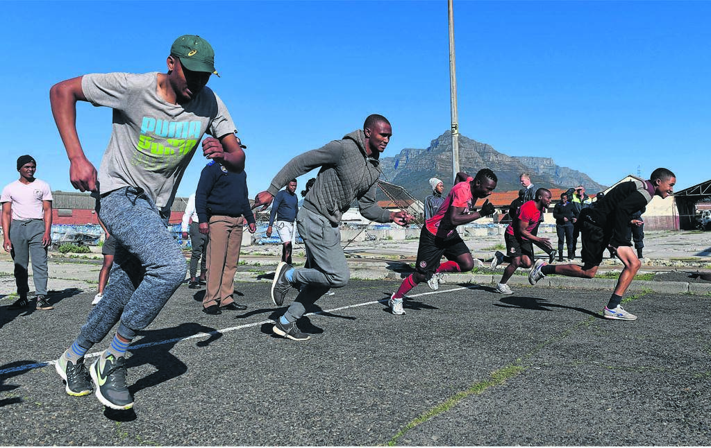 Nearly 12 500 applications were received for 120 learnership positions within the Traffic Service and Metro Police Department. The candidates were put through a physical assessment; the first step in determining whether they qualify for the job. See page 4