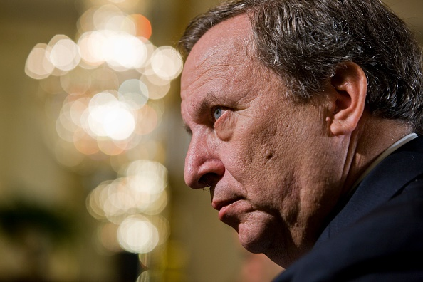Larry Summers, an economic advisor in the Obama ad