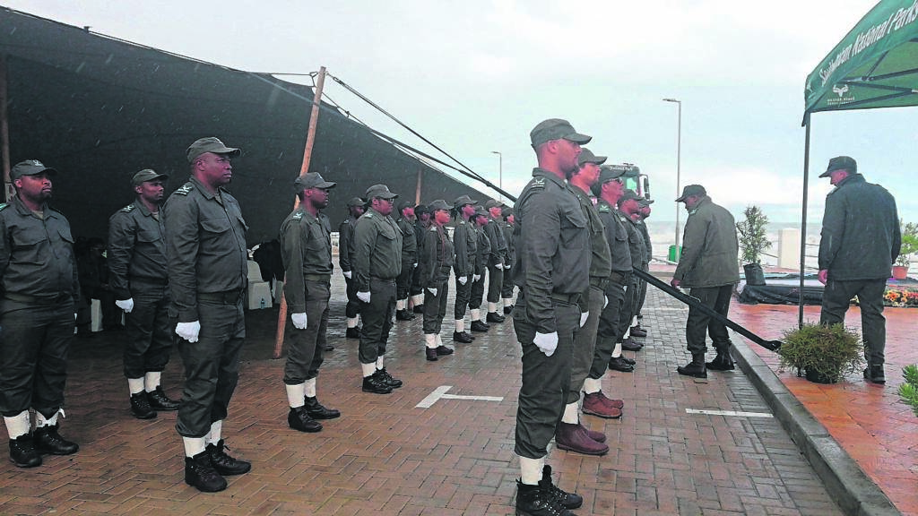 Rangers, the City of Cape Town and SANParks celebrated World Ranger Day on 31 July.