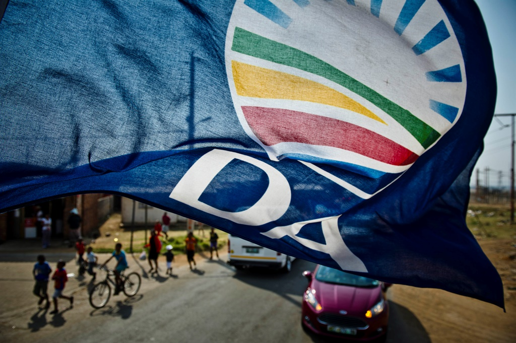 The DA federal congress will be held in October.