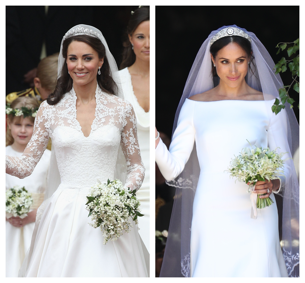 wedding styles inspired by the royals
