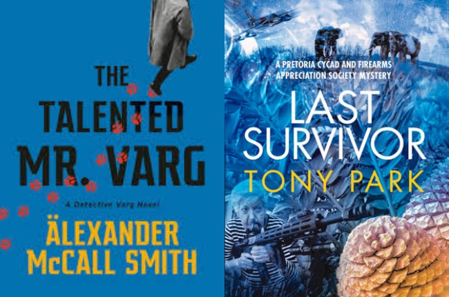 These thrilling books are up for review