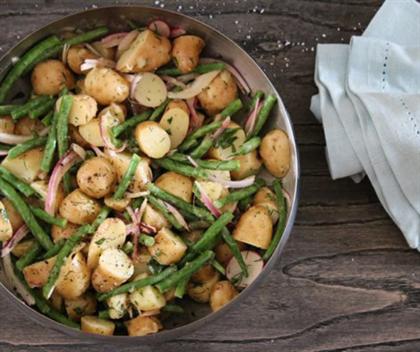 Potato, side dishes, potato recipes, south africa