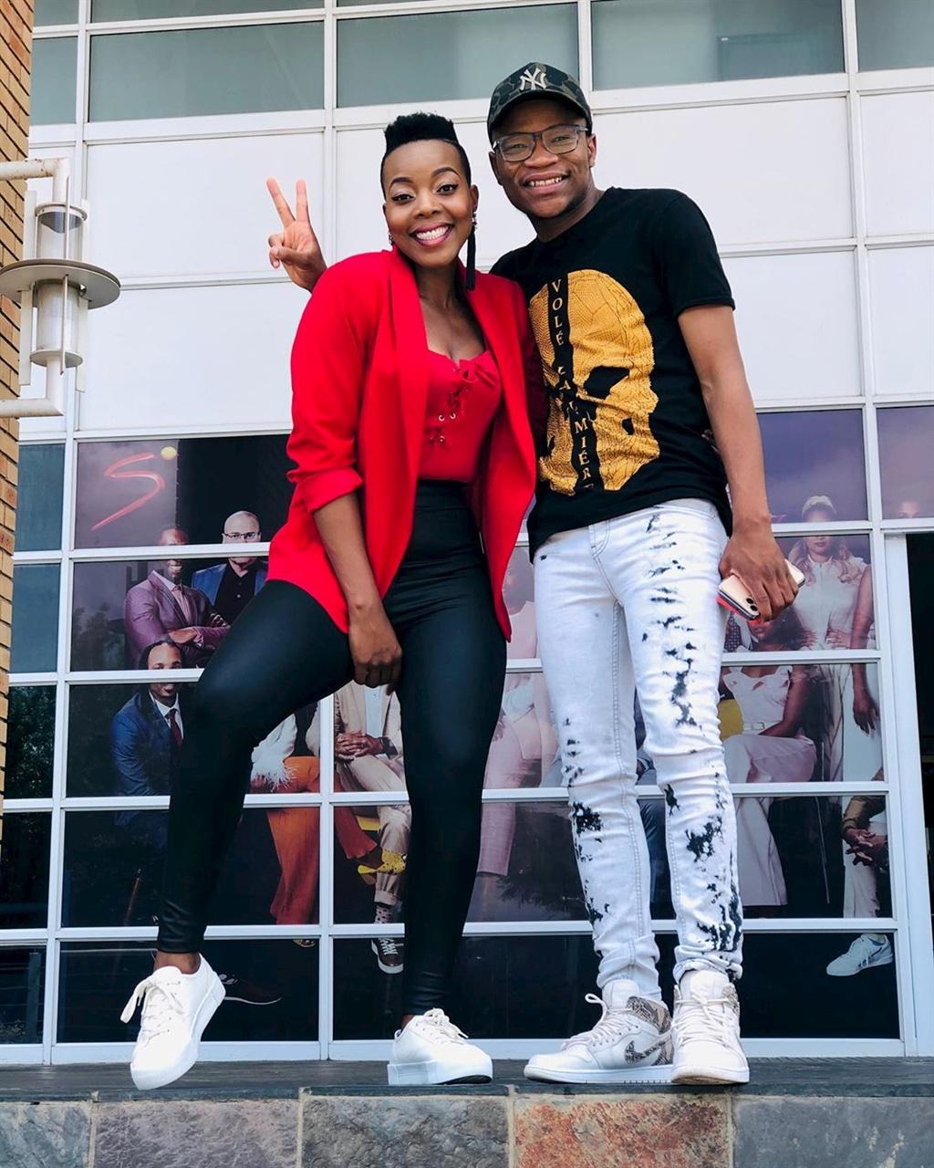 Die sangeres Nomcebo Zikode en DJ Master KG se lie