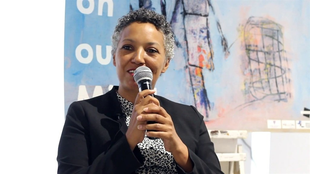 Natasha Becker is the newly appointed and first curator for African art at the Fine Arts Museums of San Francisco. (YouTube)