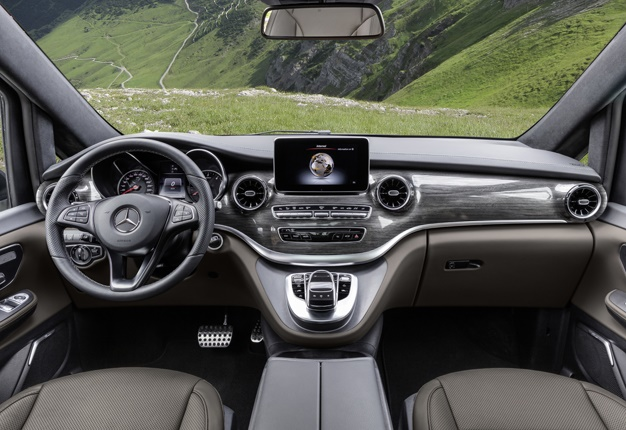 Mercedes-Benz launches updated V-Class in SA | Wheels24