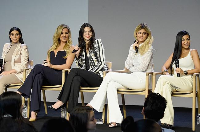 Kim Kardashian, Khloé Kardashian, Kendall Jenner,