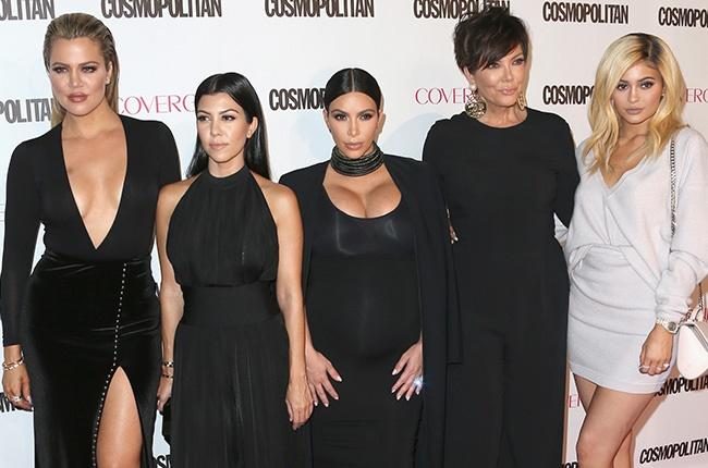 Khloé Kardashian, Kourtney Kardashian, Kim Kardash