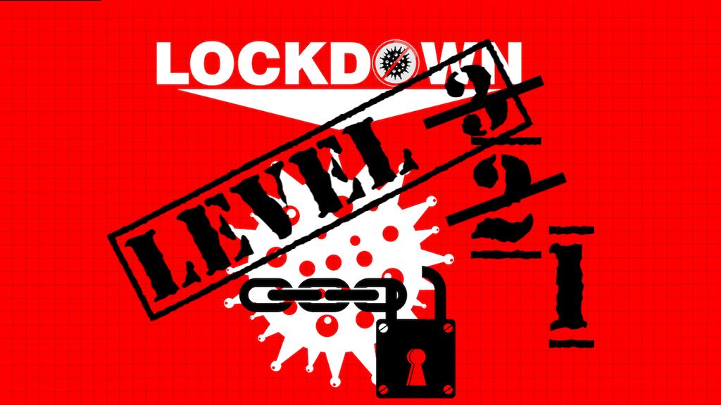 Lockdown level 1