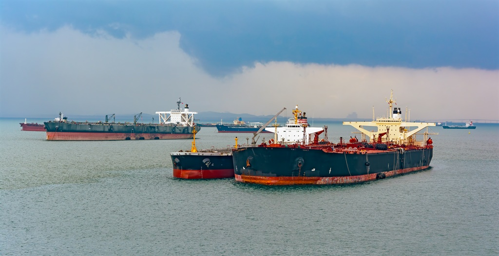 Refuelling or bunkering in marine terms is carried