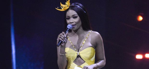 Channel24.co.za | PRENTE: Bonang het by Miss South Africa 2019 vier uitrustingsveranderings aangebring