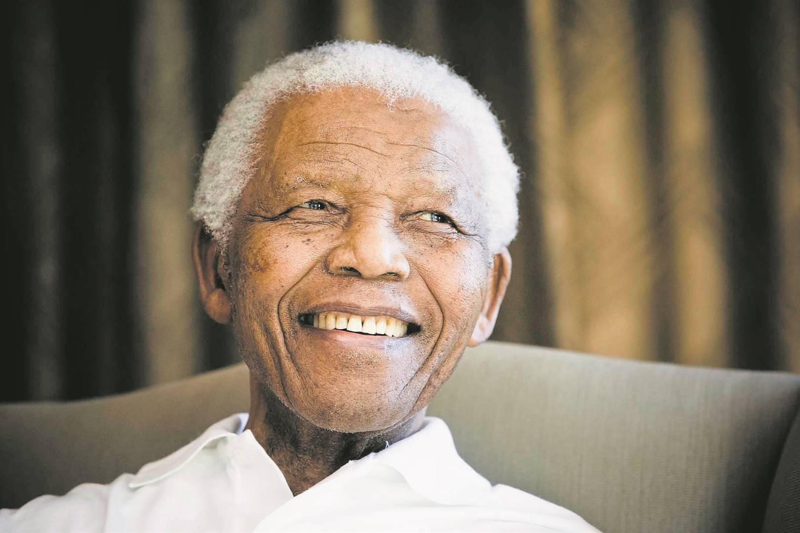 Nelson Mandela. (Netwerk24)