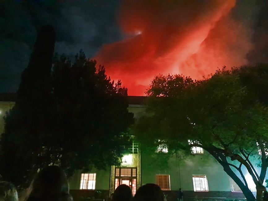 brand, huis ten bosch