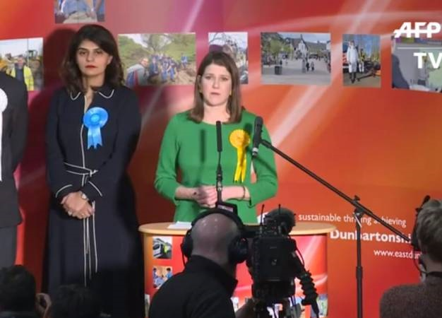 News24.com | WATCH | UK election: pro-EU Lib Dem leader Jo Swinson says results will bring 'dread and dismay' after losing her seat