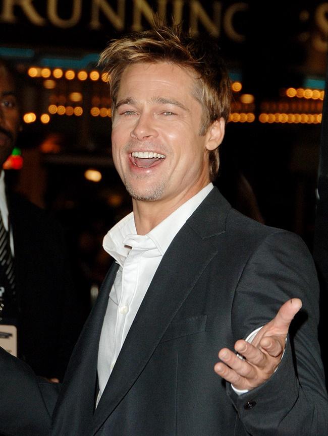 Brad Pitt during Babel Los Angeles Premiere - Arri