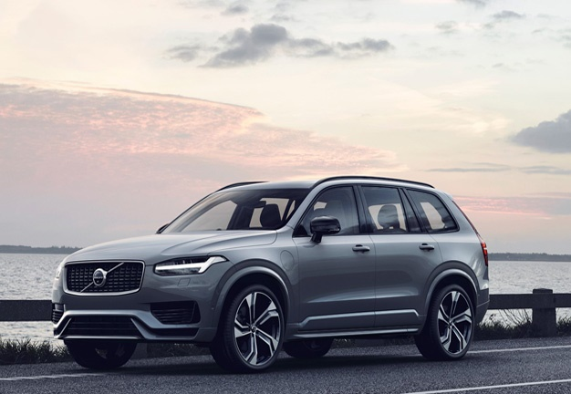 refreshed Volvo XC90 R-Design T8 Twin Engine