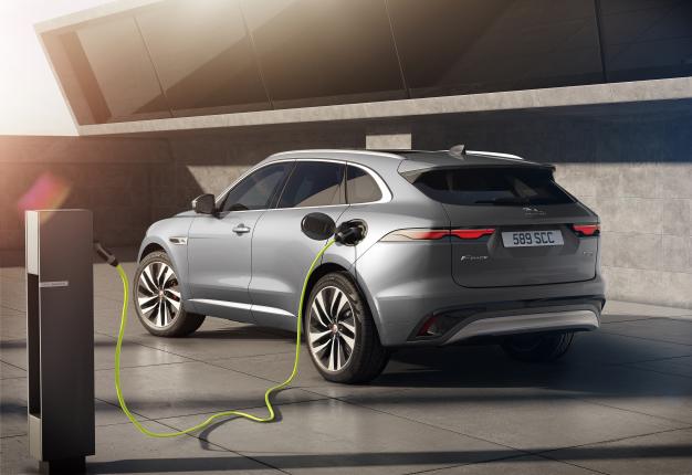 2021 Jaguar F-Pace Phev. Image: Motorpress