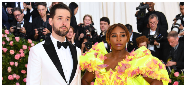 Serena Williams and husband Alexis Ohanian (PHOTO: Getty/Gallo Images)