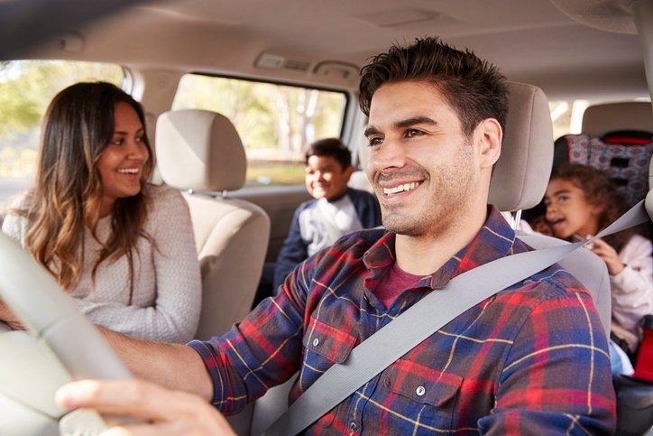 Drivers with passengers are 60 per cent more likely to have a crash resulting in serious injury.