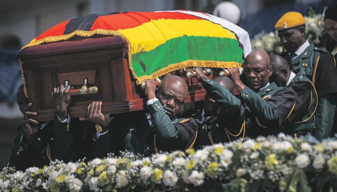 Mugabe's burial place was never negotiable – Leo Mugabe | City Press