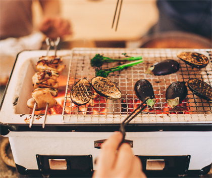 japanese grill how to at home