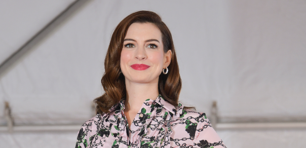 Anne Hathaway reveals what she was told at 16 after bagging her first role in Hollywood - Channel 24