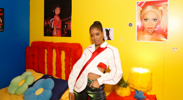Keke Palmer attends Refinery29 Presents 29Rooms New York: Expand Your Reality Experience 2019. Photographed by Lars Nik