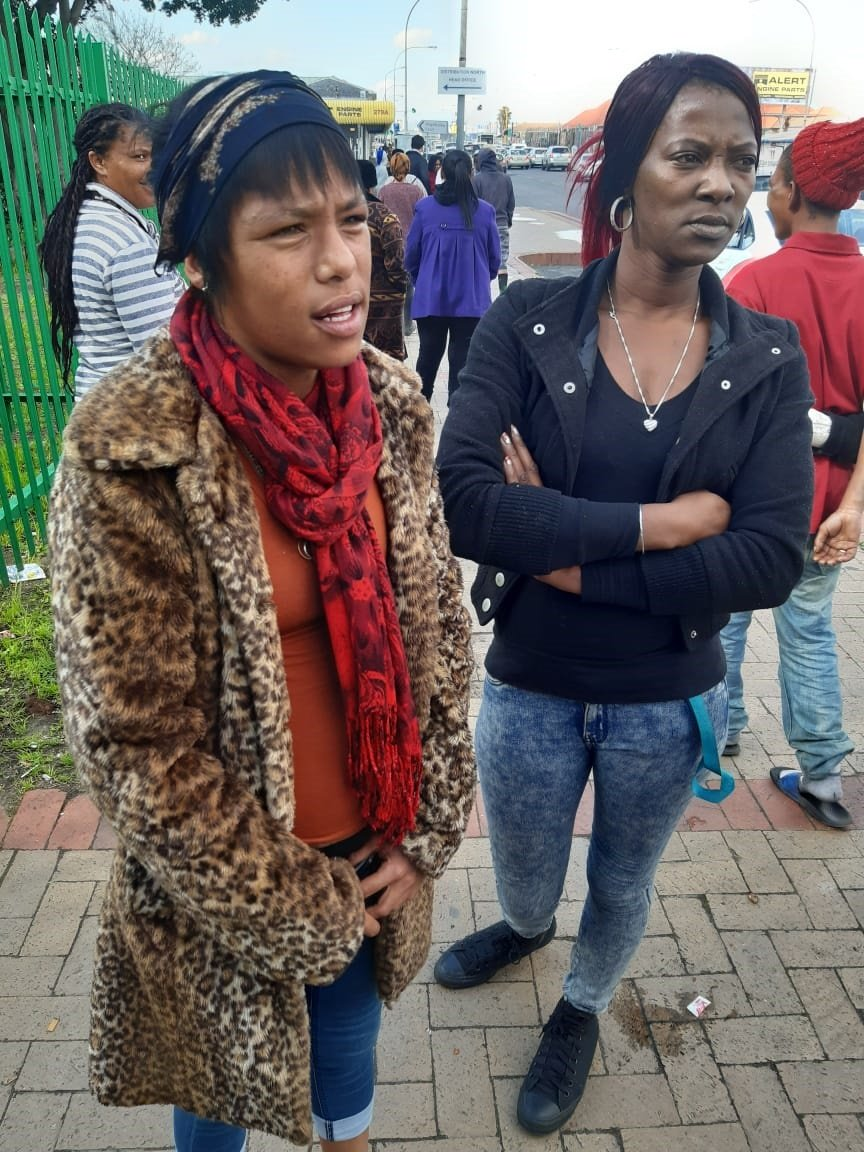 Porcha Jonkers and Princess Gopie are two of the co-accused. (Tammy Petersen, News24)