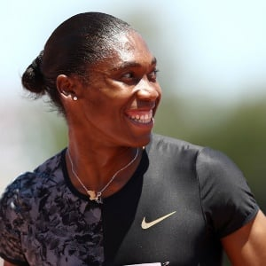 Caster Semenya. (Getty Images)
