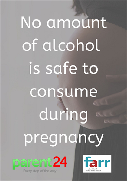 No amount of alcohol is safe during pregnancy
