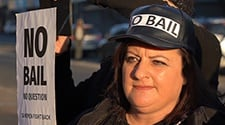 WATCH | Women protest against bail for Meghan Cremer murder accused