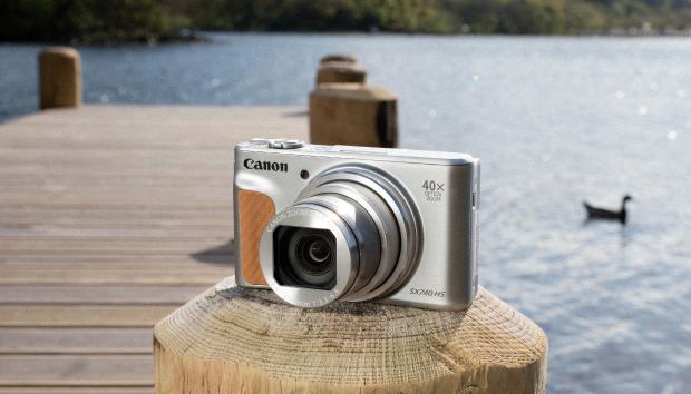 Canon Powershot SX740 HS camera