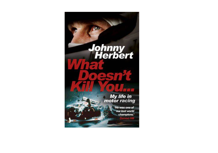 Johnny herbert book