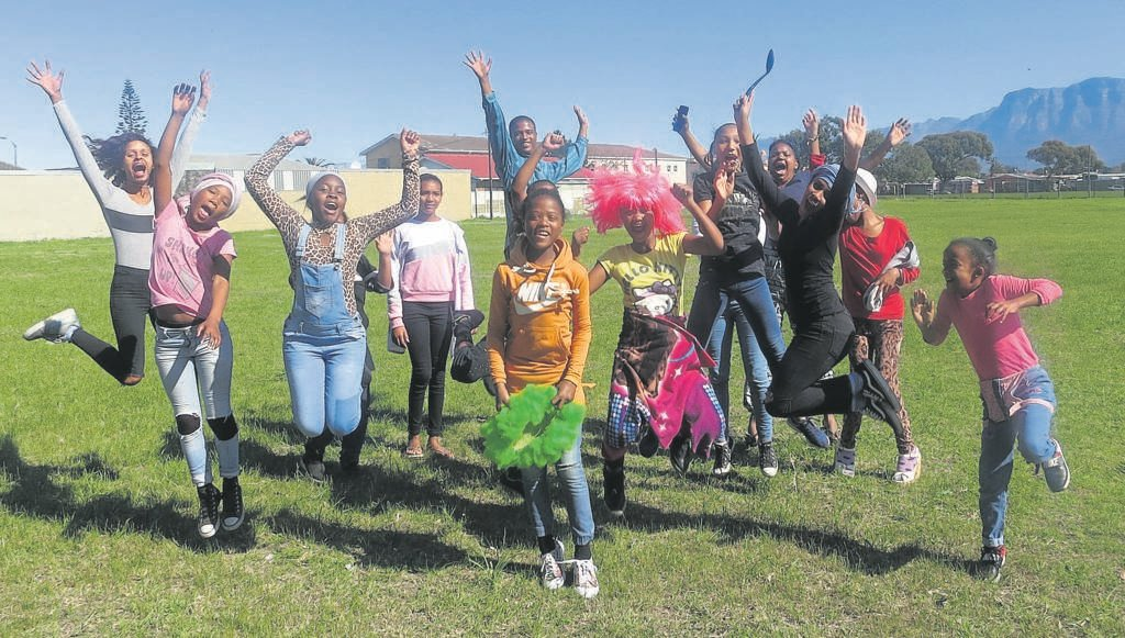 One of the challenges the group faces is that of a venue to host their workshops. They would appreciate any good Samaritan to donate a container or a space for them to use.PHOTO: siphesihle notwabaza