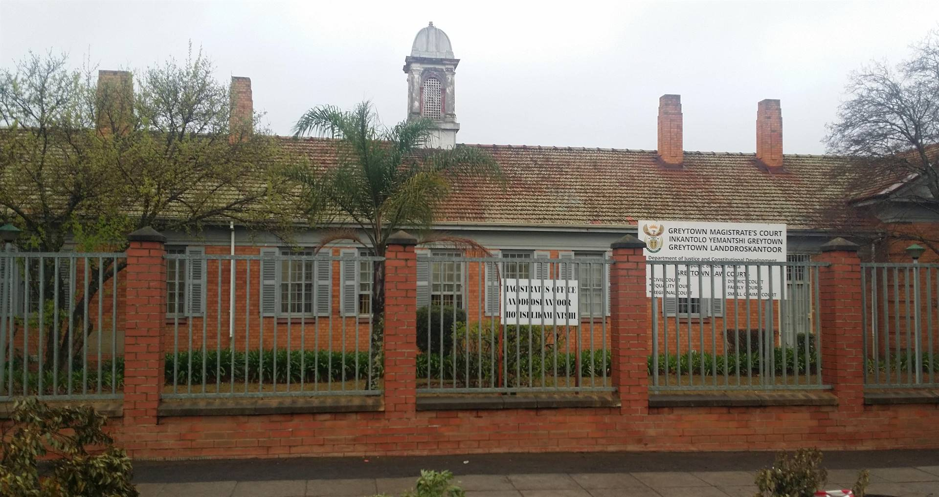 The Greytown Magistrate's court. PHOTO:andile sithole