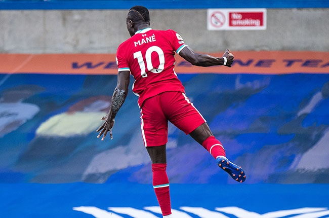 Mane double sees off 10-man Chelsea as Liverpool win again - News24