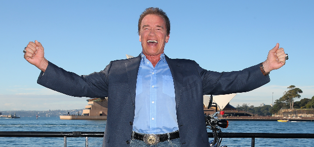 Arnold Schwarzenegger (Photo: Getty/Gallo Images)