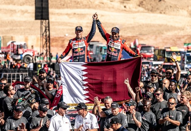 #Dakar2020 | Mixed emotions for Toyota Gazoo Racing after very tough rally - Wheels24