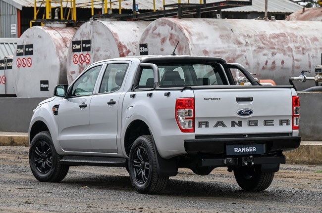 2020 Ford Ranger XL, sport pack