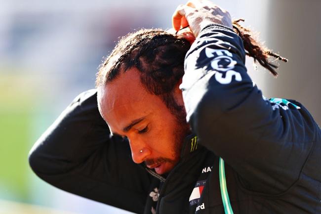 Lewis Hamilton (Dan Istitene / Getty Images)